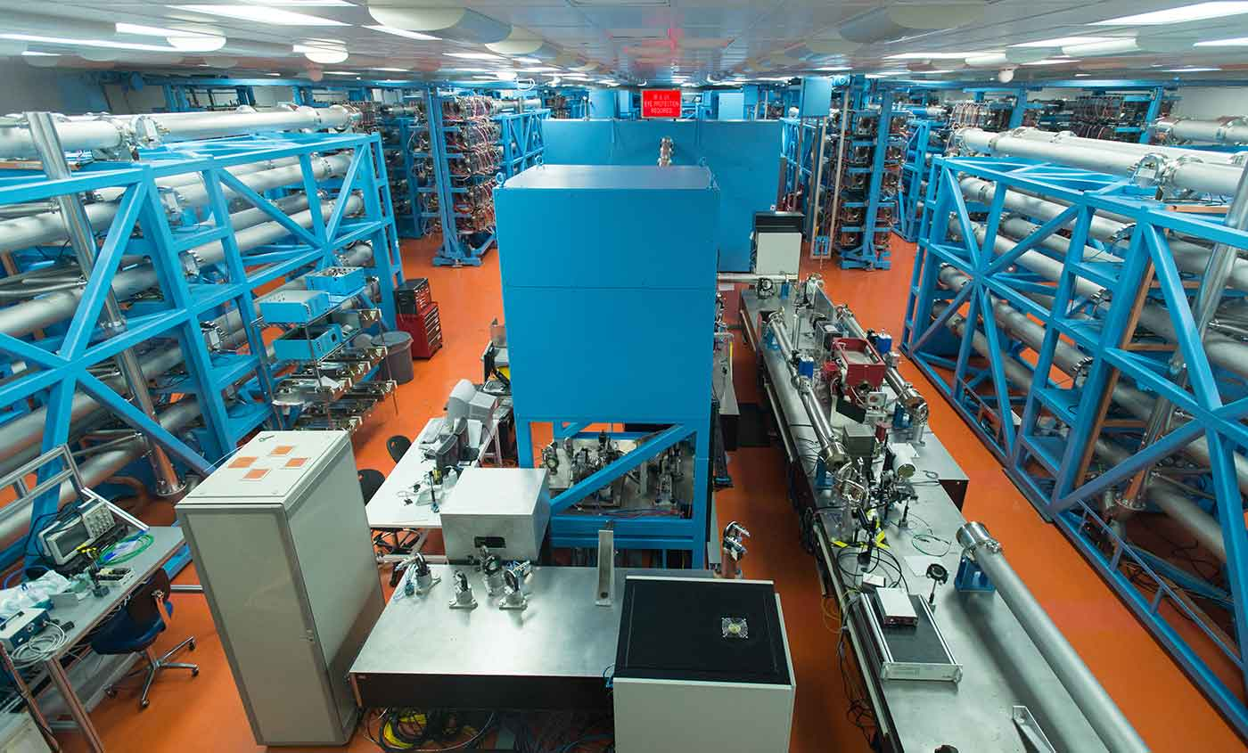 omega laser lab