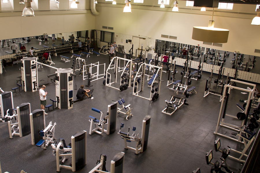 Fitness - Fitness Center : University of Rochester