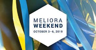 Meliora Weekend banner.