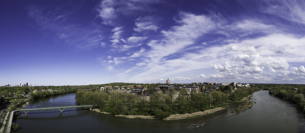 river campus composite