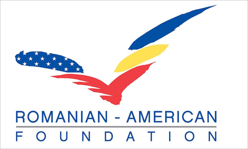 Romanian American Foundation logo