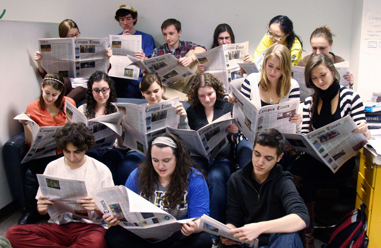 why students dont read newspaper By captain lyaf yarr a lot of kids i know don't like to read they say why should i read it's just a waste of time i firmly believe kids should read and not just because i like to do so.