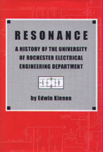 Resonance book cover
