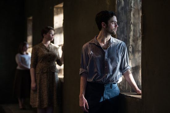 a focus on tom wingfield in tennessee williams drama the glass menagerie Jonathan fox directs tennessee williams' classic drama tom's point of view drives new production  the glass menagerie at ensemble theatre  what makes the .