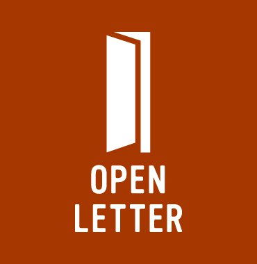 how to publish an open letter