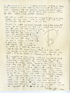 scan of a handwritten letter
