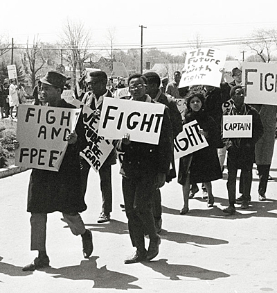 black rights struggle for racial equality in On february 12th, 1909 – the 100th anniversary of abraham lincoln's birth – a group of 60 activists, both black and white, signed a petition issuing 'the call' for america to rededicate itself to the ideals of racial justice that lincoln had come to represent.