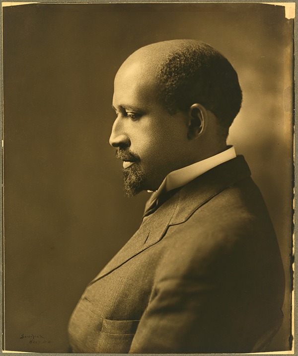 w e b dubois of our spirtual strivings essay
