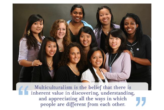 Alpha Lambda Multicultural Quote