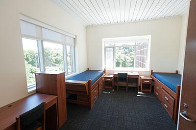 Rice university graduate housing