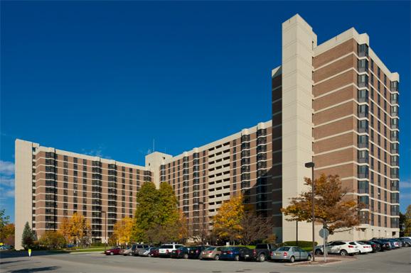 Goler House Residential Life University Of Rochester