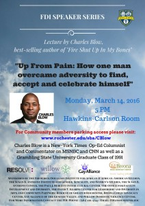 Charles Blow Event