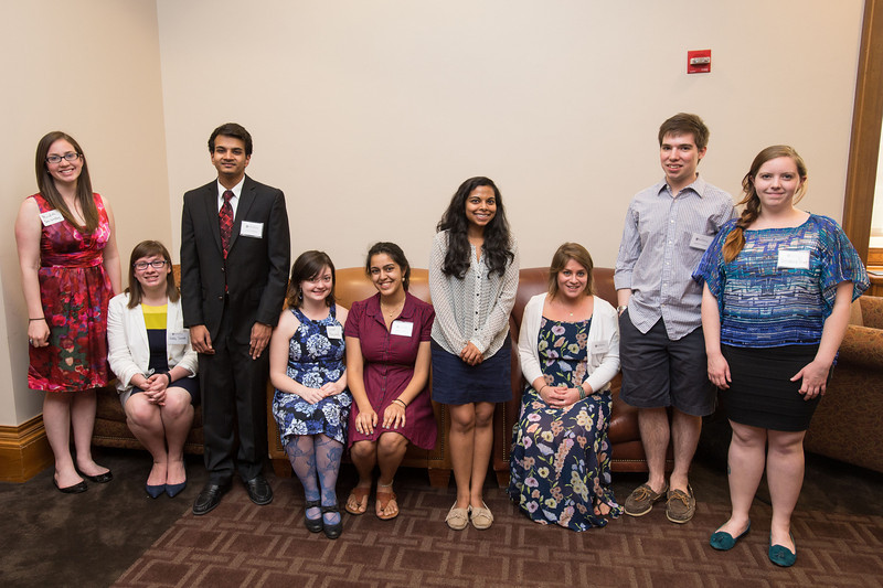 Our Scholarship Winners