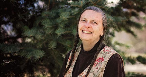 Barbara Whitten '77 (PhD)