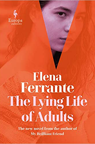 the lying life of adults - book cover