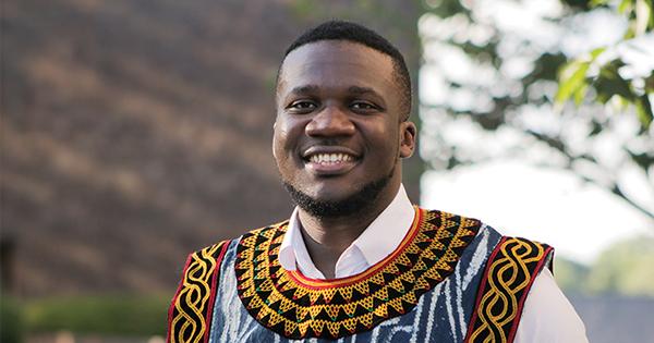 Beauclaire Mbanya Jr. '20