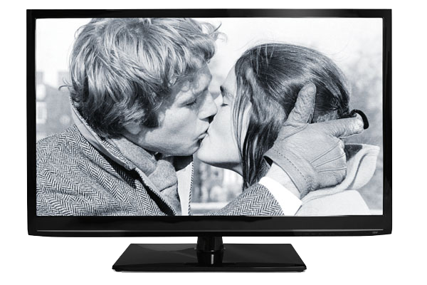Getty Images (Love Story); iStockphoto (television)