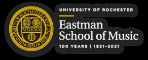 Eastman School of Music Centennial Logo