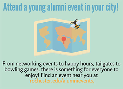Alumni Events in your city