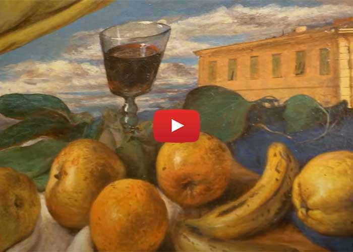 "Love Letters to MAG: Giorgio de Chirico, ""Florentine Still Life"" painting"