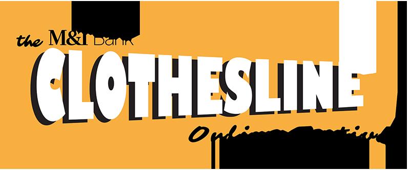 the M&T Bank Clothesline Online Festival logo