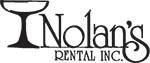 Nolan's rental inc. logo