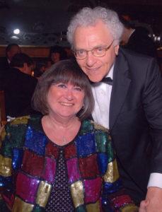 Dr. Sidney Soble and Barbara Sobel