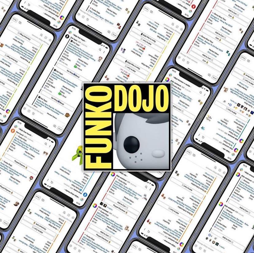 Funko Dojo promo image