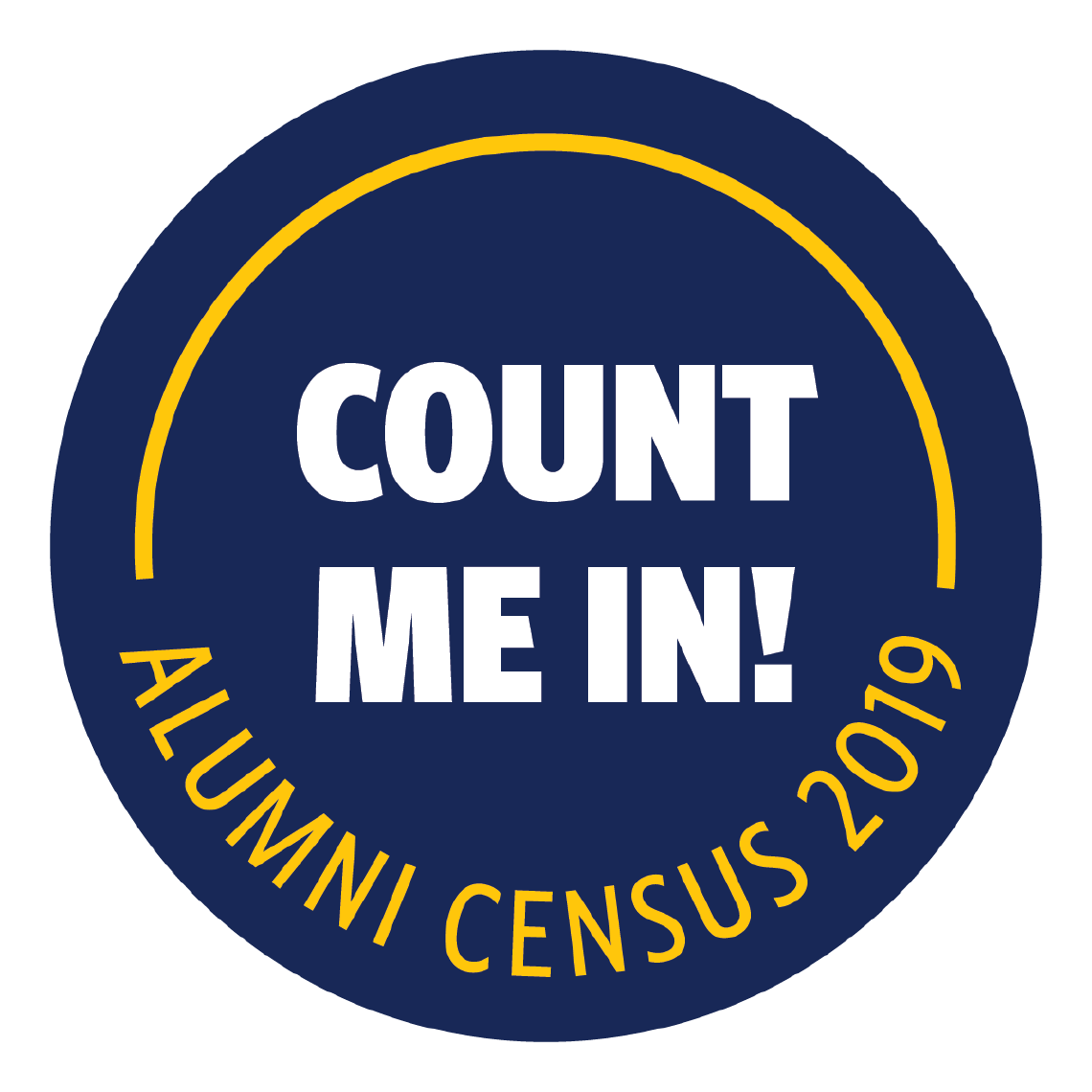 Count me in! Alumni census 2019