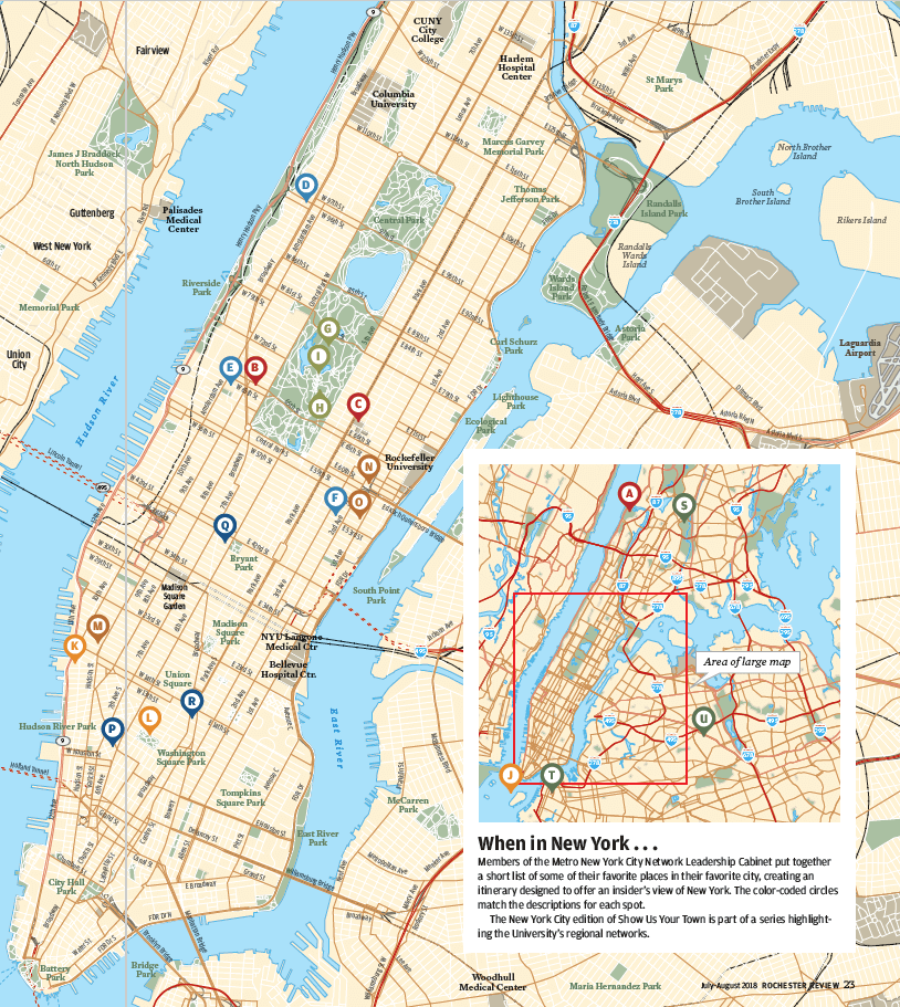 Rochster Subway Map If It Exist.Show Us Your Town New York City