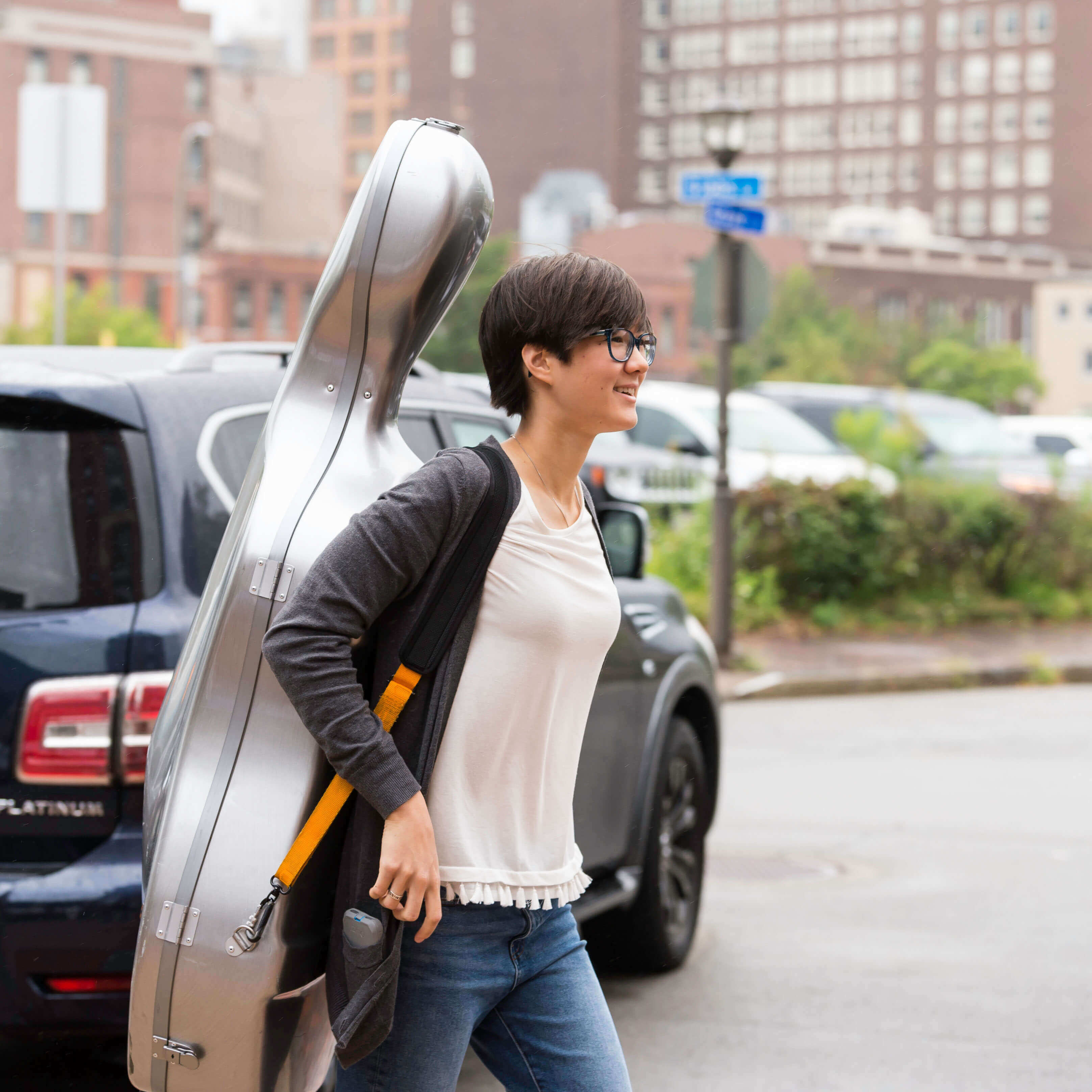 Eastman School of Music move-in day