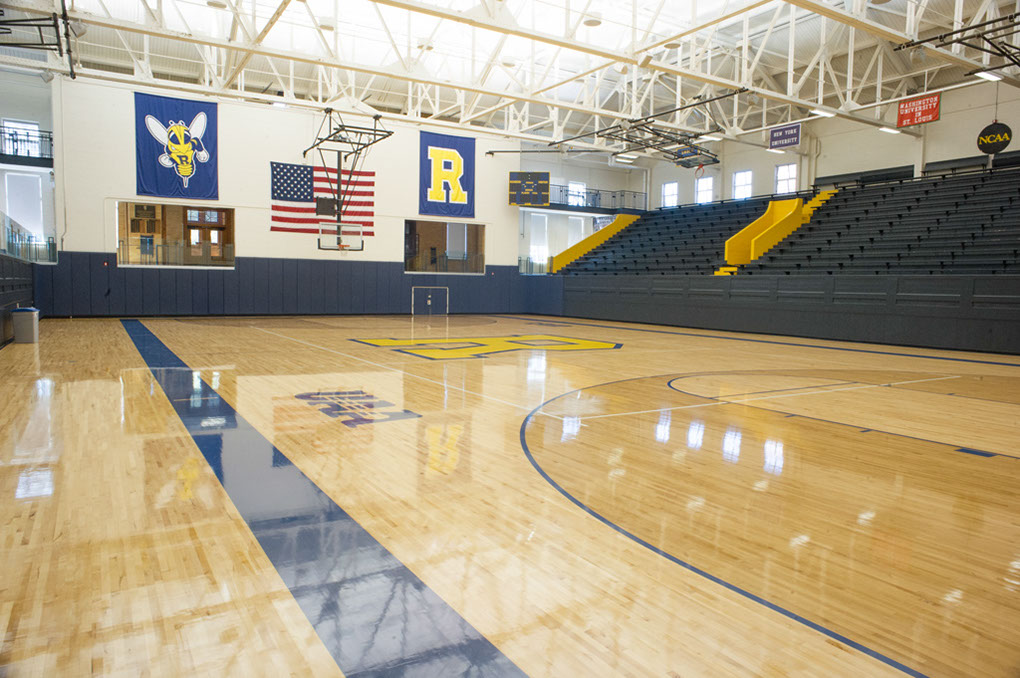 Robert B Goergen Athletic Center Athletics And Recreation University Of Rochester