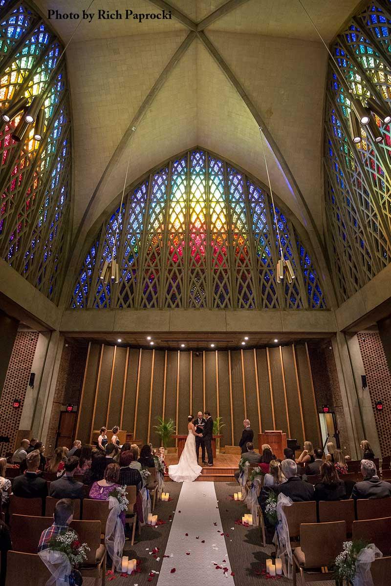Interfaith Chapel 1045 Wilson Blvd P O Box 270501 University Of Rochester Ny 14627