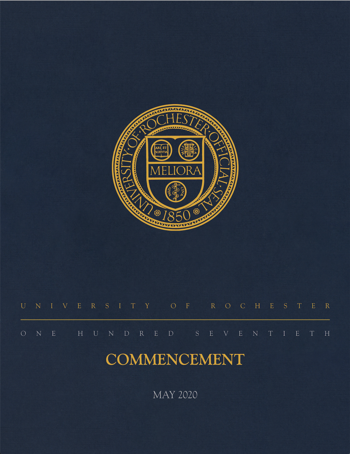 Download the 2020 Commencement Book