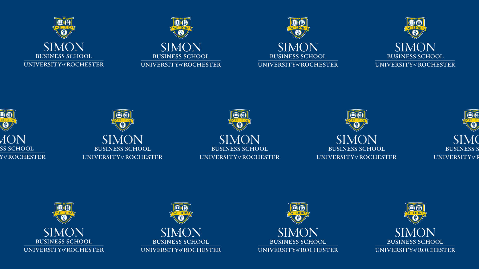 University of Rochester Zoom Background