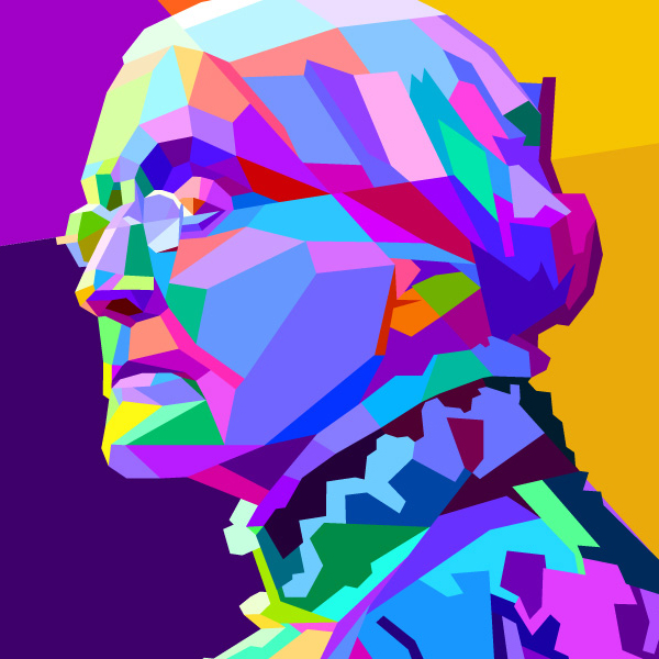 Susan B. Anthony illustration