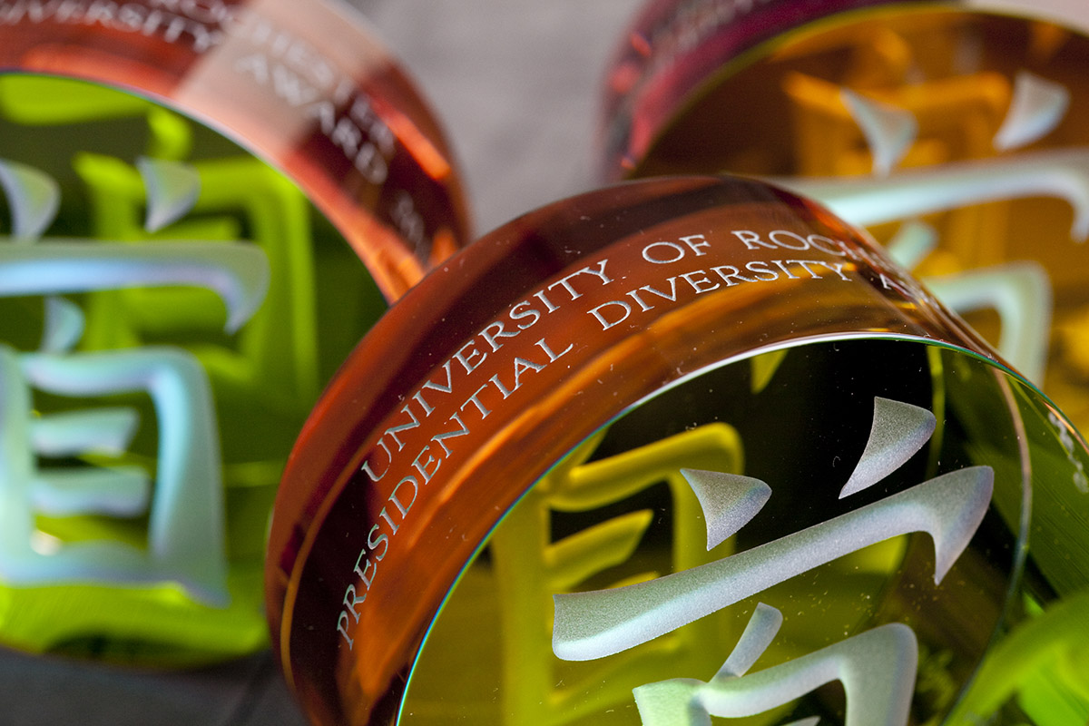 University of Rochester Presidential Diversity Awards