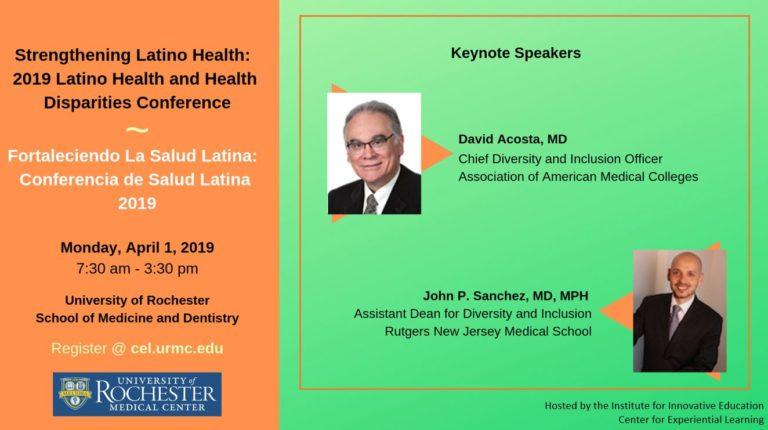 Strengthening Latino Health: the 2019 Latino Health and ...