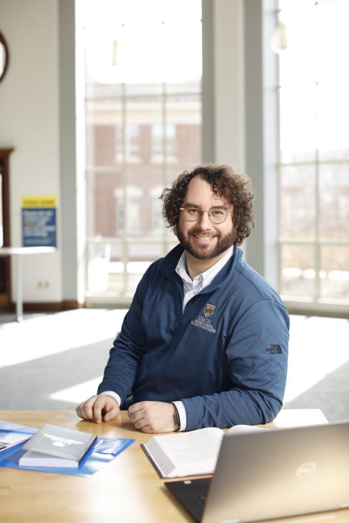 Portrait of Josh Jacobs