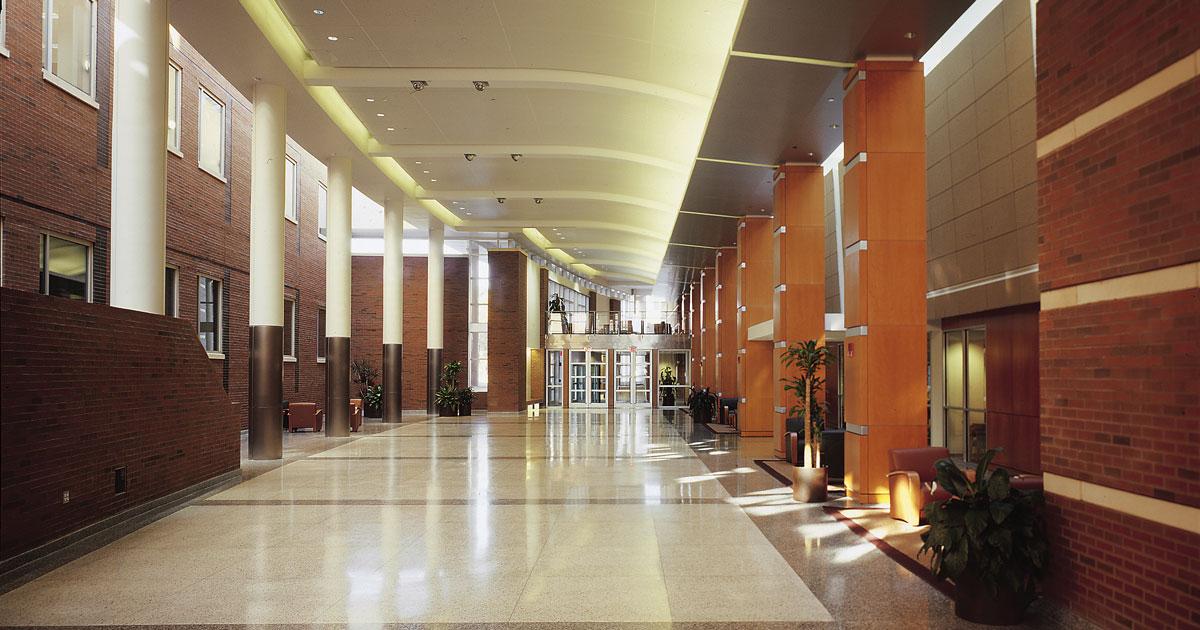 Medical Center Atrium
