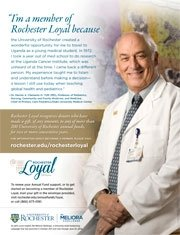 Rochester Loyal Ad: September/October