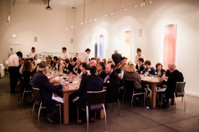 George Eastman Circle dinner reception in San Francisco