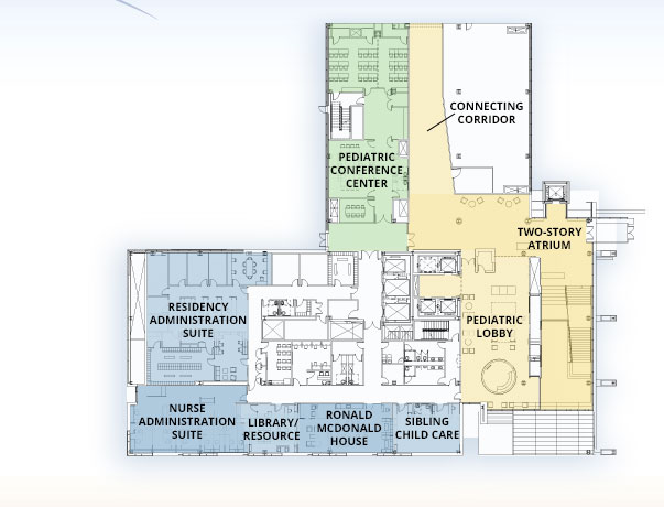 Small hospital floor plan pdf gurus floor for Floor plan virtual tour