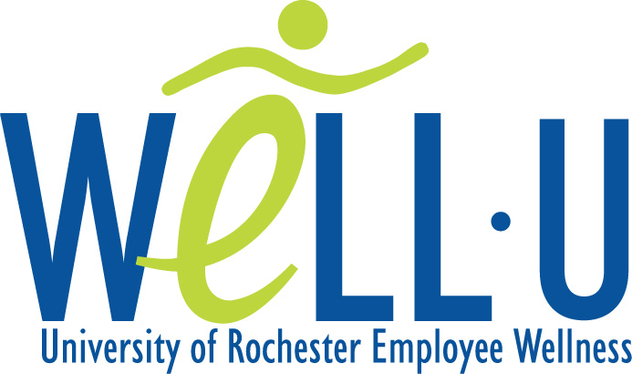Well-U Logo: University of Rochester Employee Wellness