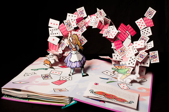 Last Chance to See Pop-up Book Exhibit