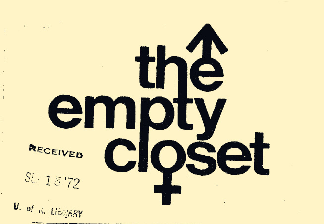 the empty closet