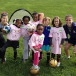 EVENT: Girls Rule at University of Rochester Soccer Clinic