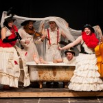 Ubu Roi Establishes a Reign of Comic Terror at Todd Theatre