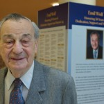 Optical Society Celebrates Emil Wolf's 90th Birthday