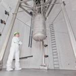 Dark Matter Detector Installed Underwater, Underground